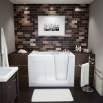 Contemporary Bathroom Design Ideas - Black and White
