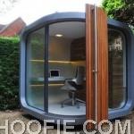 Prefab small house office