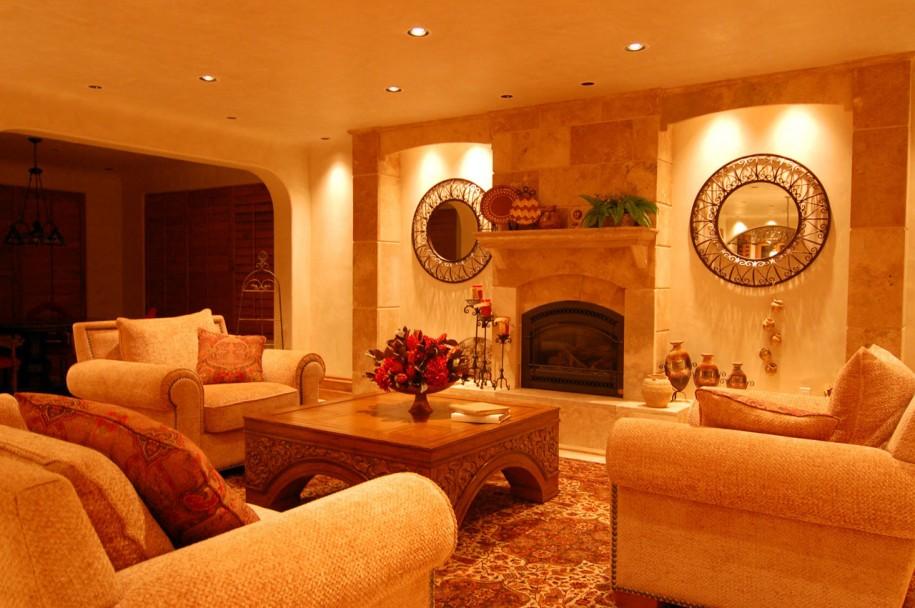 Great Basement Interior Design Ideas - Basement Design ...