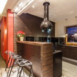 Abstract kitchen designs