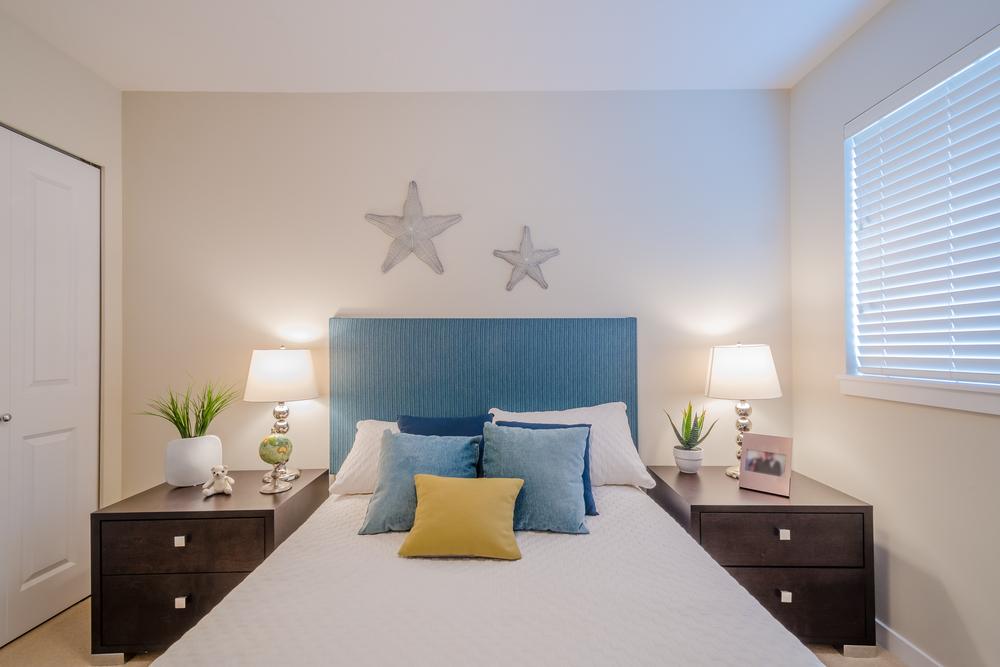 Amazing stylish guest bedroom