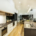Big and long kitchen designs