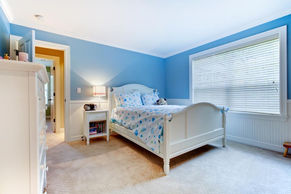 Blue kids room ideas