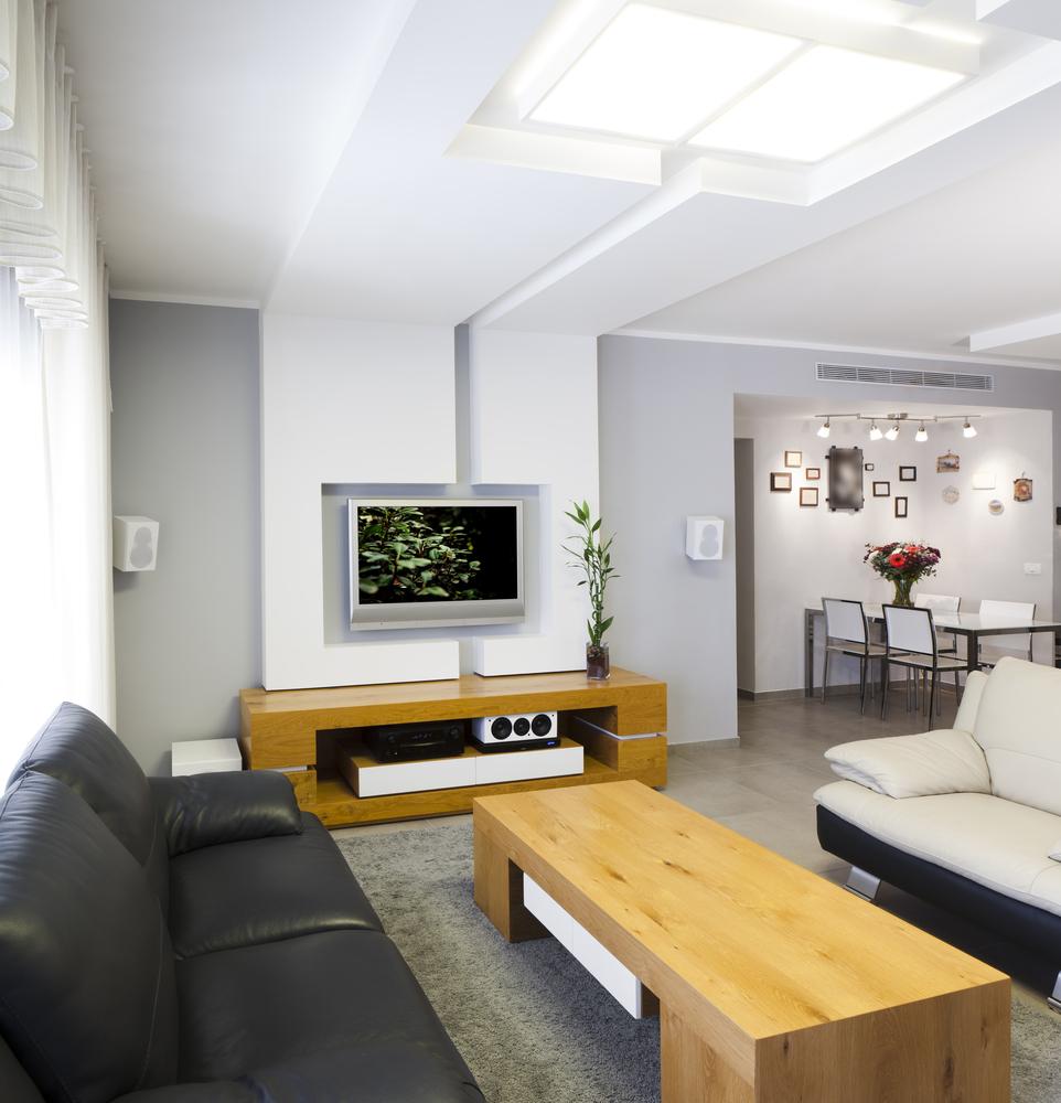 Most Lucrative Dining Room Interior Design Ideas To Beauty: Bright Interior Light Design
