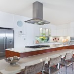 Chef friendly kitchen designs