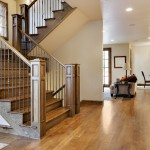 Beautiful Entry Way & Home Lobby Stairs