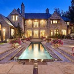 Rielle Hunter Hideaway Mansion In Aspen