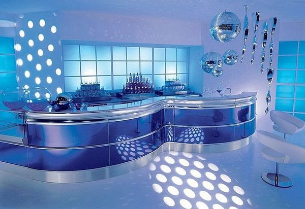 Modern Bar Furniture Design and Interior Decorating Ideas