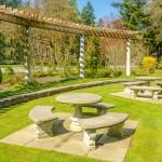 Big garden area