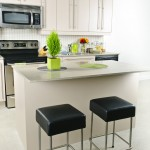 Small apartment kitchen furnishings