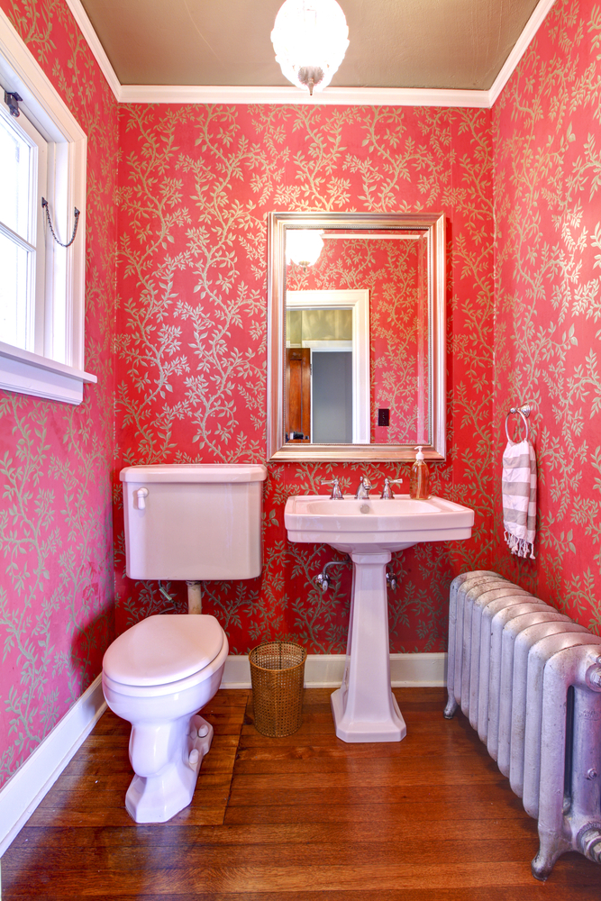 Small pink bathroom ideas interior design ideas Pink bathroom ideas pictures
