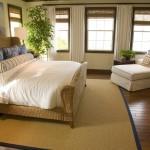 California dream home bedroom