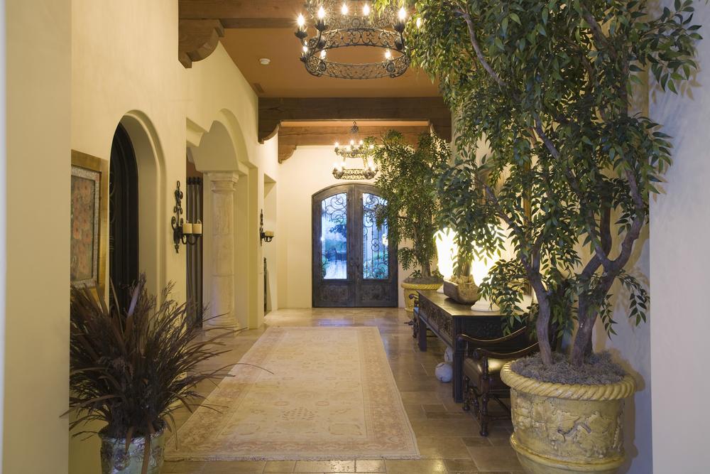 California entry way