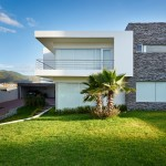 Ultra Modern American Home Architecture