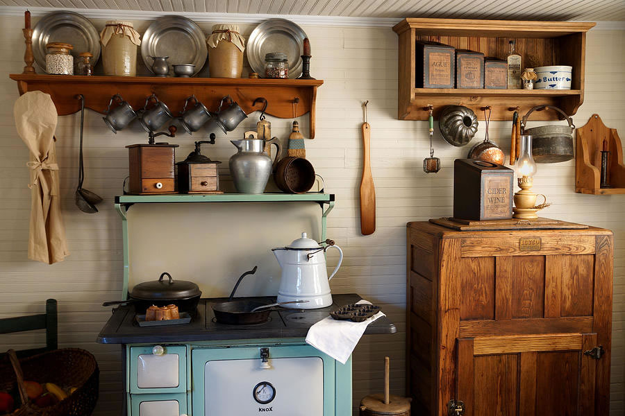 Rustic Beauty For Your Kitchen Kitchen Design Ideas