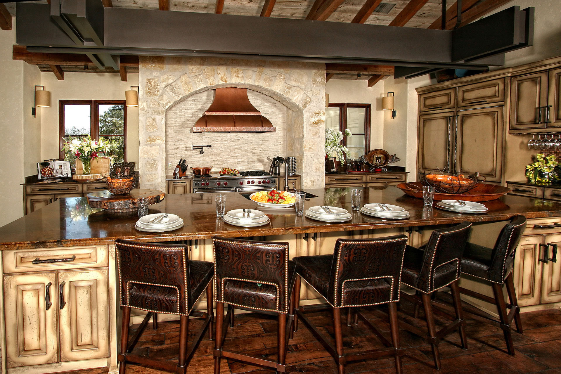 Rustic Beauty For Your Kitchen - Kitchen Design Ideas ...